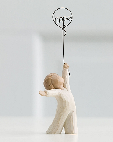 "Statuina Willow Tree ""Hope"""