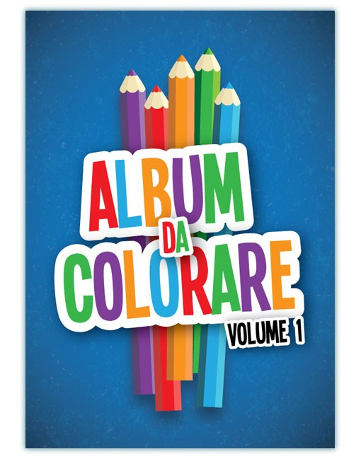 Album da colorare - Vol. 1