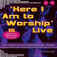 Here I am to Worship (CD + DVD)