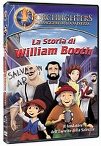 La storia di William Booth (DVD)